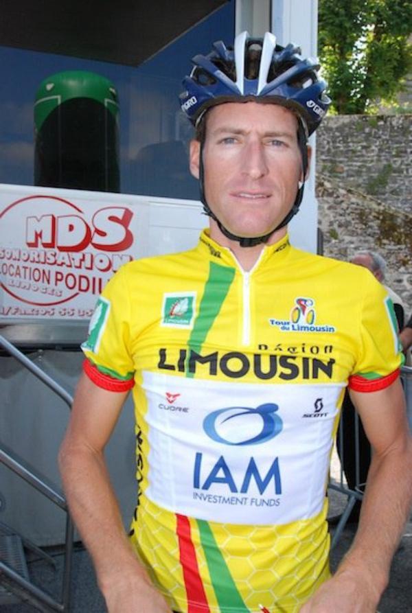 Tour du Limousin 2013 (4eme étape) : Stéphane Rossetto vainqueur d'étape, Martin Elmiger remporte l'épreuve...