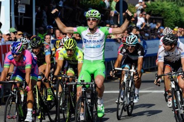 Mémorial Marco Pantani 2013 : Sacha Modolo s'impose au sprint