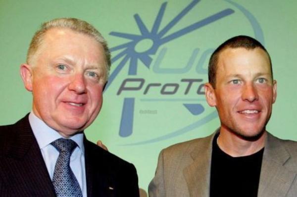 Dopage : Lance Armstrong reconnaît avoir été couvert par l'UCI ...