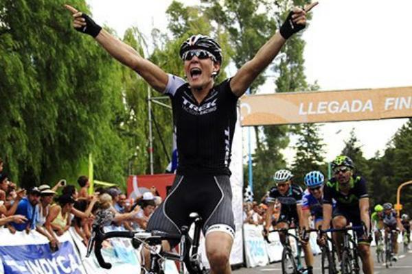 Tour de San Luis 2014 (3eme étape) : Nizzolo remonte Boonen et gagne à Juana Koslay