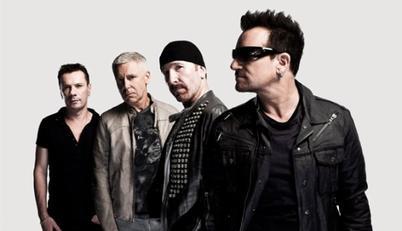 U2//COLOMBIE//ESPAGNE//ALBUM