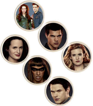 Photos Promo Breaking Dawn Part 2