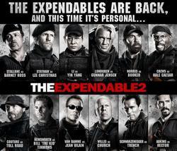 The Expendables 2 : le film à ne pas rater au Cinéma (le 22 Aout 2012)
