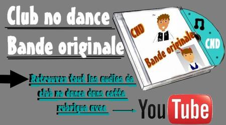 Bande originale de Club no dance