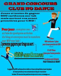 GRAND CONCOURS CLUB NO DANCE - LES RESULTATS