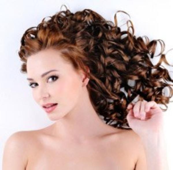 De lhuile de lin les cheveux