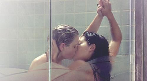 Anime Lesbians In The Shower
