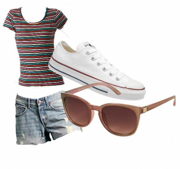 "Look de Kristen Stewart : ""On the road"" son  film, avec un style Converse"