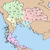 Province de la Thailande
