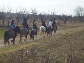 Balade en Ardéche dimanche 5 mars 2012