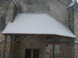 Autour de l'église
