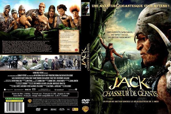Gagne ton dvd de Jack Le Chasseur de Géants.