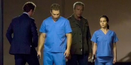 Les premières photos du prochain Terminator