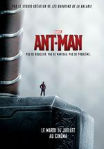 ANT-MAN: le 14 juillet au cinéma