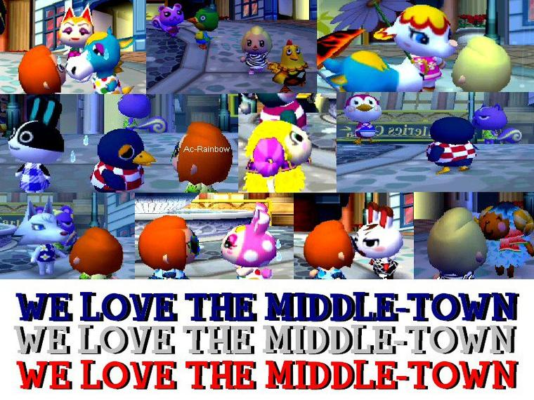 We love the Middle Town (Choupy et Lizzie)