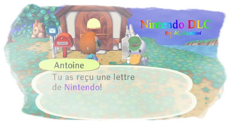 Nintendo DLC (Choupy)