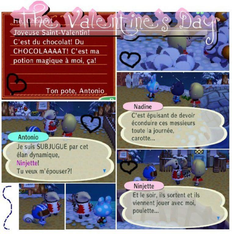 OMFG - Episode 6: La St Valentin ♥