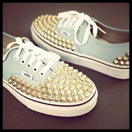 Customisation de chaussures