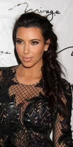 Look de star : Kim Kardashian