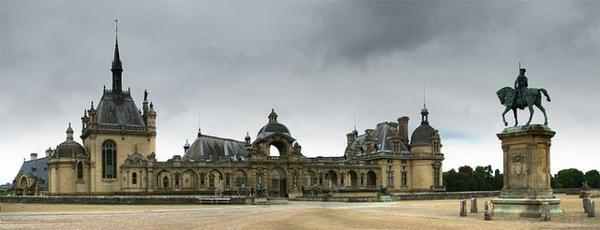 Châteaux et Palais _ _ Château de Chantilly