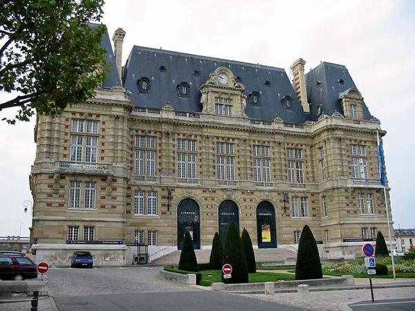 Les Mairies de France _ _ Versailles