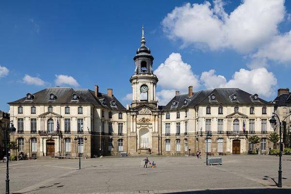 Les Mairies de France _ _ Rennes