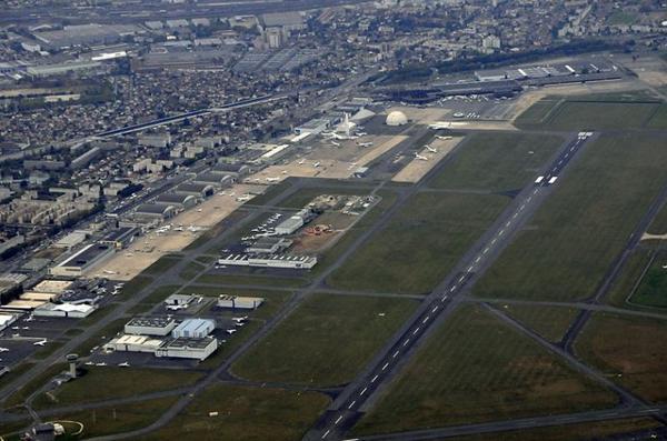 Les Aéroports _ _ Le Bourget