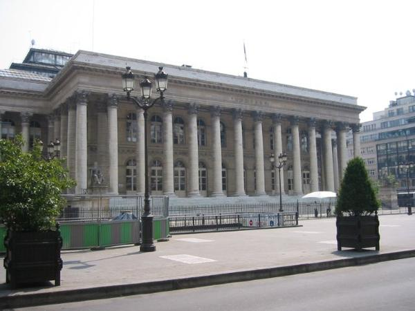 Les monuments de Paris _ _  Palais Brongniart
