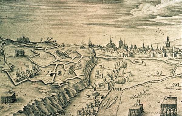 Technique de combats _ _ Siège d'Amiens (1597)