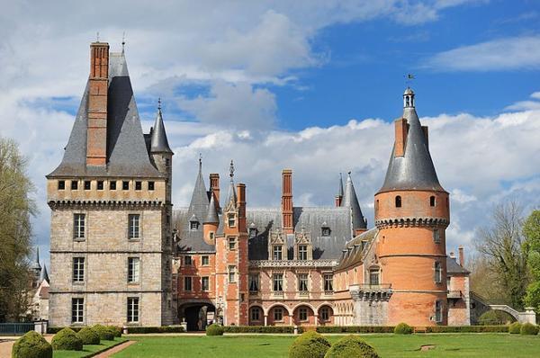 Monuments Nationaux _ _ Château de Maintenon