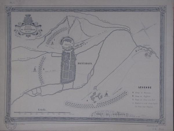 Histoire de la ville de Montargis