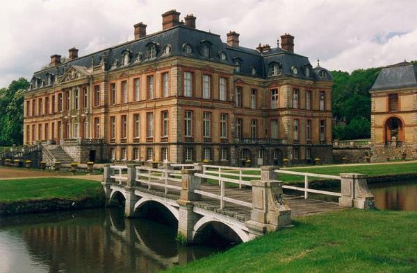 Châteaux et Palais _ _ Château de Dampierre