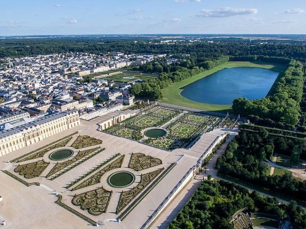 Squares, parcs et jardins en France _ _ Pièce d'eau des Suisses