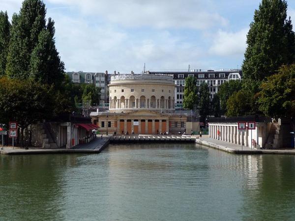 Les monuments de Paris _ _ Rotonde de la Villette