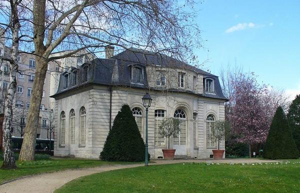 Châteaux et Palais _ _ Château de Bagnolet (Paris)