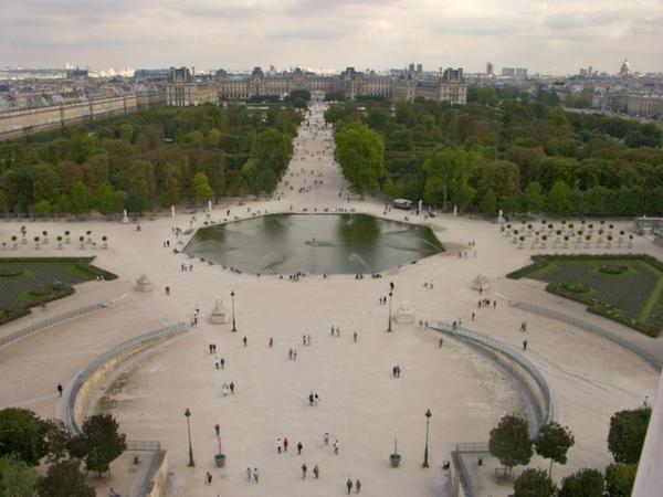 Square, parcs et jardins en France _ _ Jardins des Tuileries