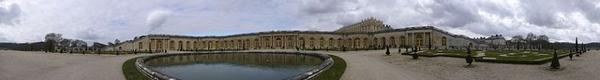 Square, parcs et jardins en France _ _ Orangerie du château de Versailles