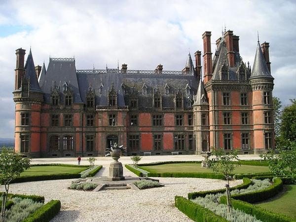 Châteaux et Palais _ _ Château de Trévarez
