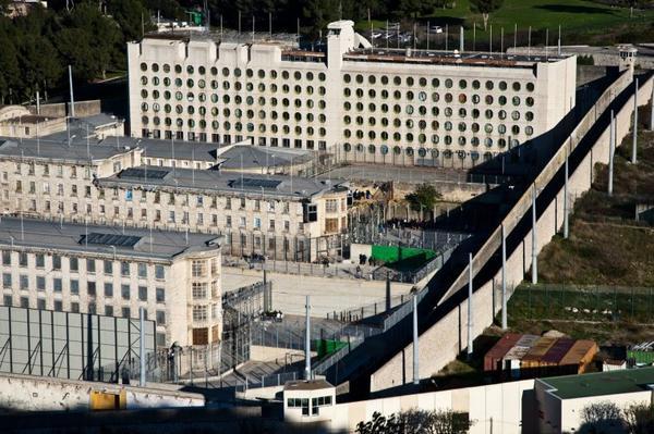 Prisons et Bagnes _ _ Centre pénitentiaire de Marseille
