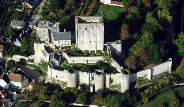 Châteaux et Palais _ _ Château de Loches