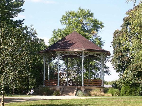 Square, parcs et jardins en France _ _ Parc Jean-Rameau