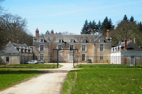 Châteaux et Palais _ _ Château de Boisgibault