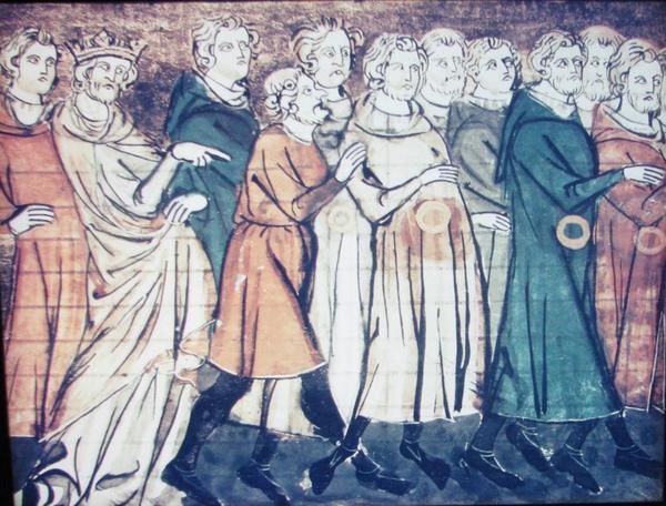 les Édits _ _ Édit d'Expulsion (1306)