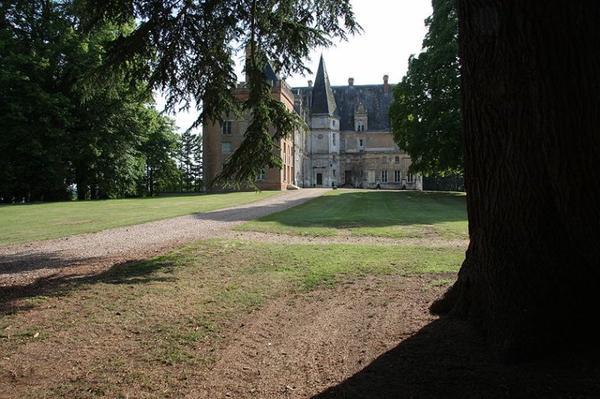 Châteaux et Palais _ _ Château de Courtalain