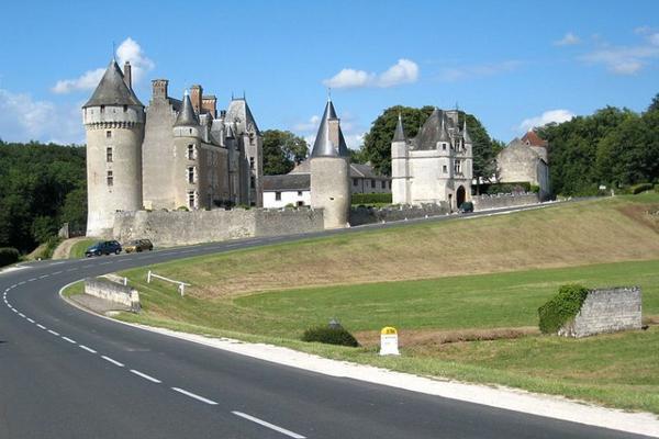 Châteaux et Palais _ _ Château de Montpoupon