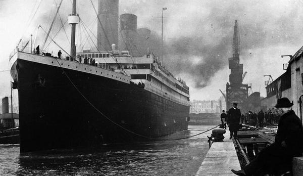 Ça s'est passé un .._ _ 14 avril 1912 : Naufrage du Titanic