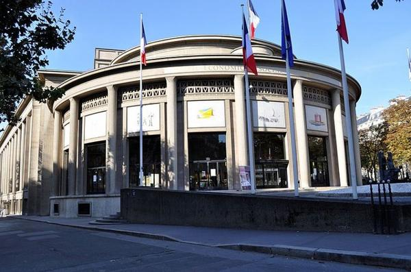 Châteaux et Palais _ _ Palais d'Iéna