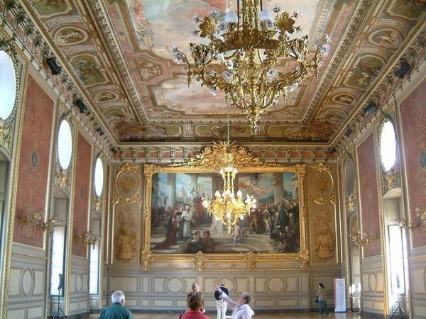 Châteaux et Palais _ _ Palais des ducs de Bourgogne