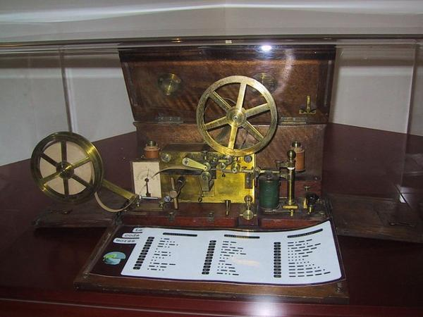 Les Grandes Inventions _ _  Samuel Morse