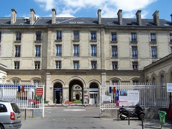 Hôpitaux et Hospices _ _ Hôpital Tenon